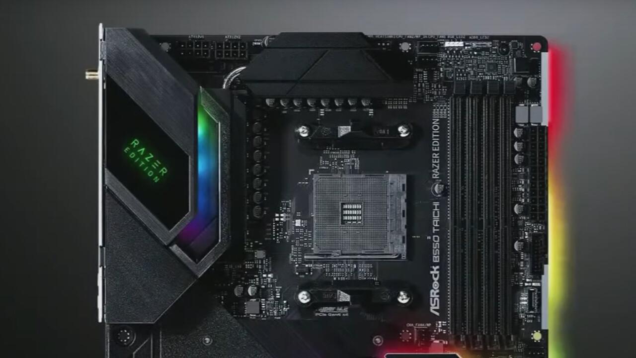 RazerCon 2020: Razer und ASRock planen Mainboards mit Chroma-RGB