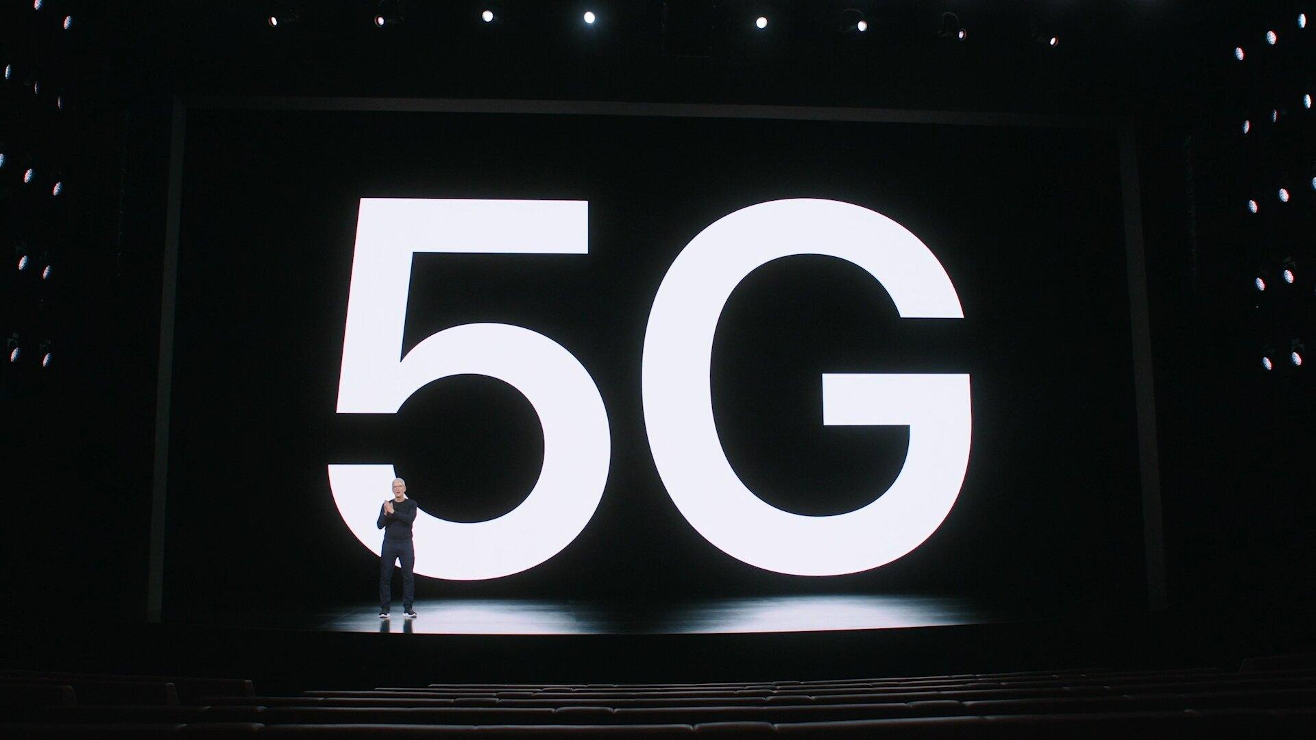 Alle iPhone 12 unterstützen 5G