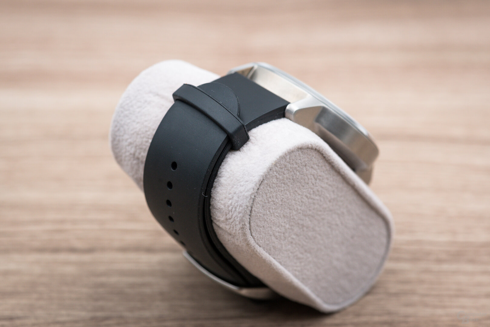 Withings ScanWatch im Test: sehr langes Armband