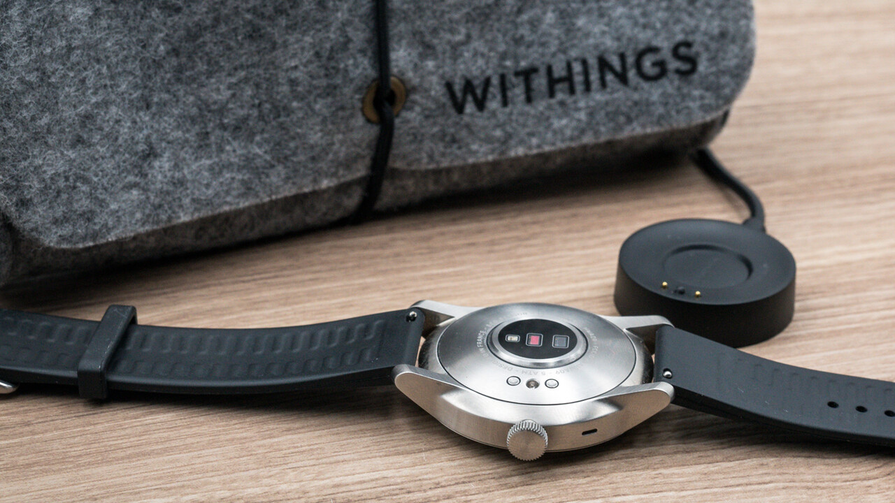 Withings ScanWatch im Test: Hybride Smartwatch par excellence