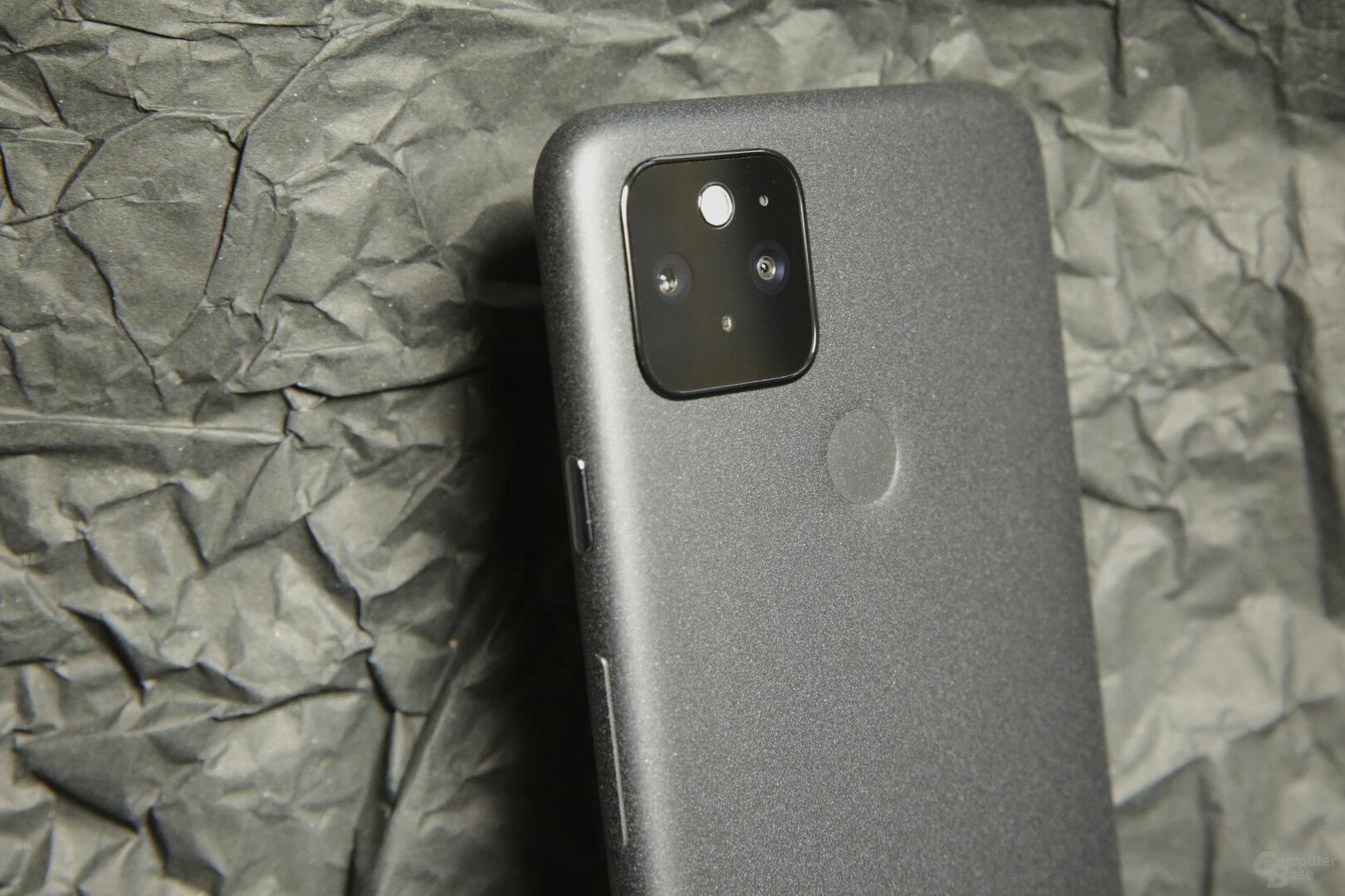 Neue Dual-Kamera mit Ultraweitwinkelobjektiv