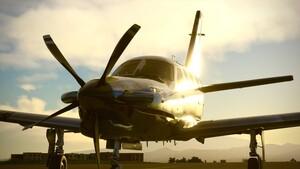 Flight Simulator: Patch 1.9.5.0 behebt Fehler über den Wolken