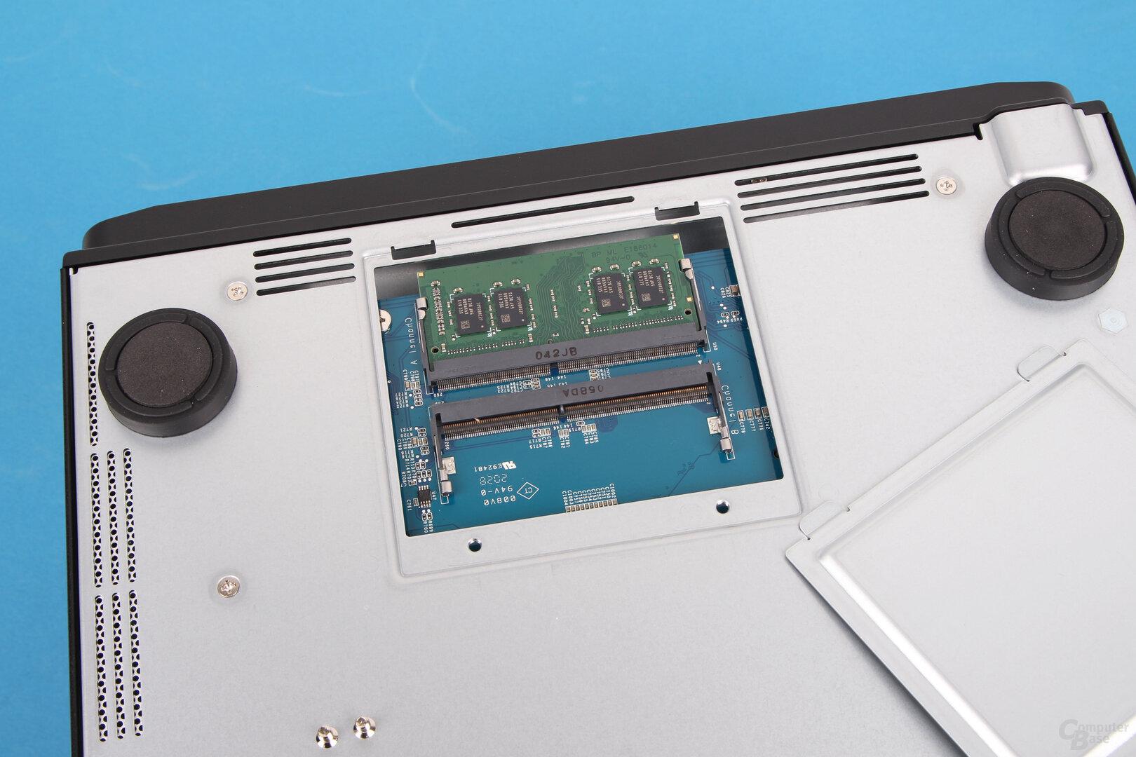 Synology DS1621+ – ECC-DDR4-SO-DIMM