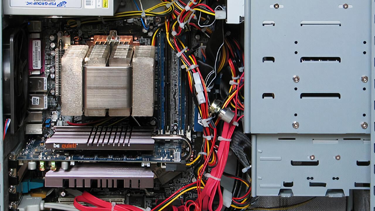 Im Test vor 15 Jahren: Ein unhörbarer Komplett-PC mit viel Leistung