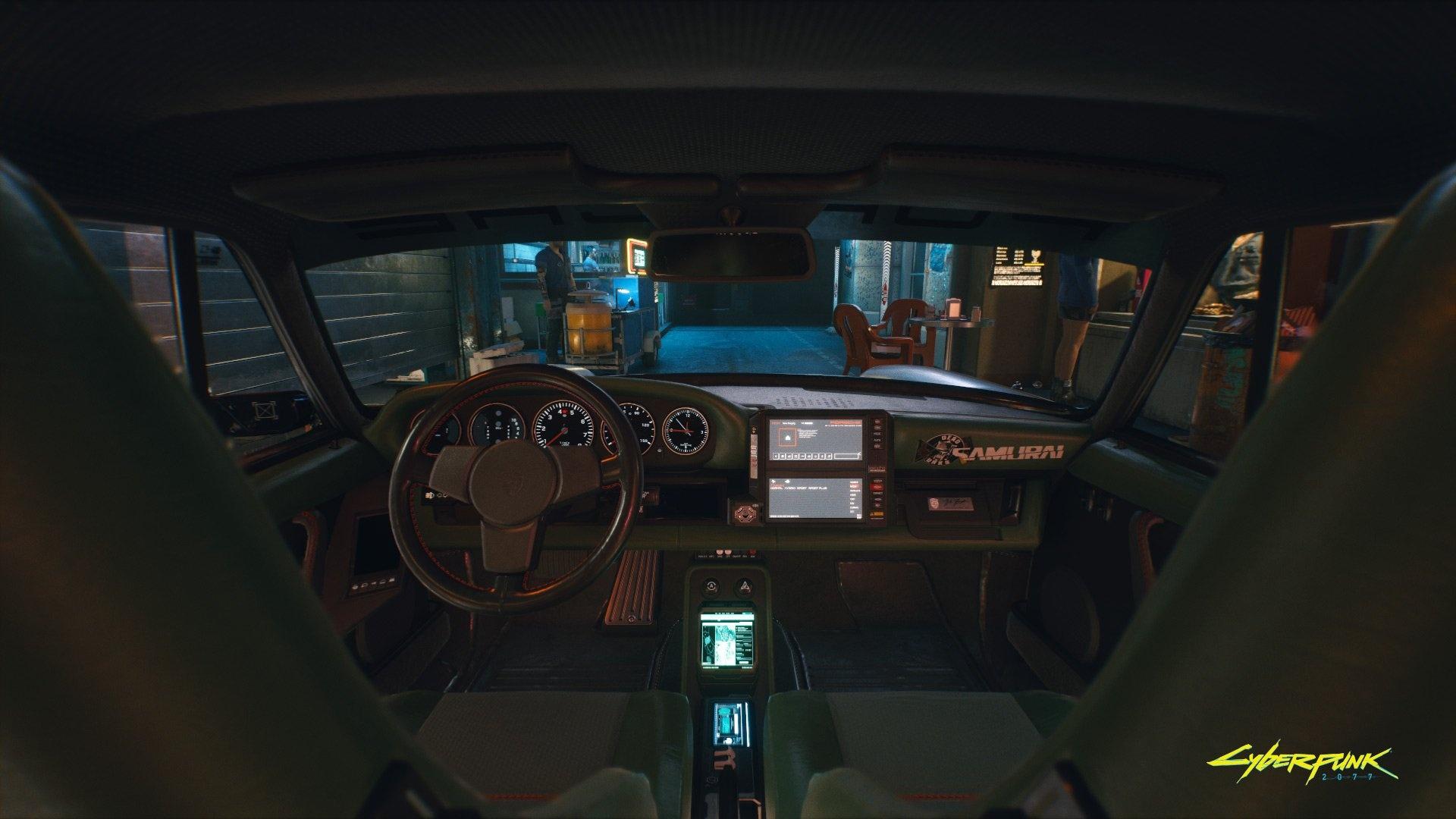 Cyberpunk 2077 x Porsche 911