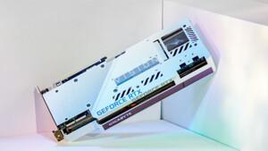 GeForce RTX 3090, 3080 & 3070: Gigabyte Vision verpackt Aorus in unschuldiges Weiß