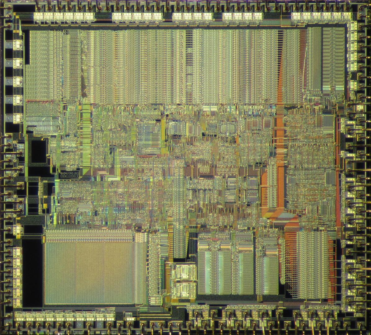 Intel i386DX-33