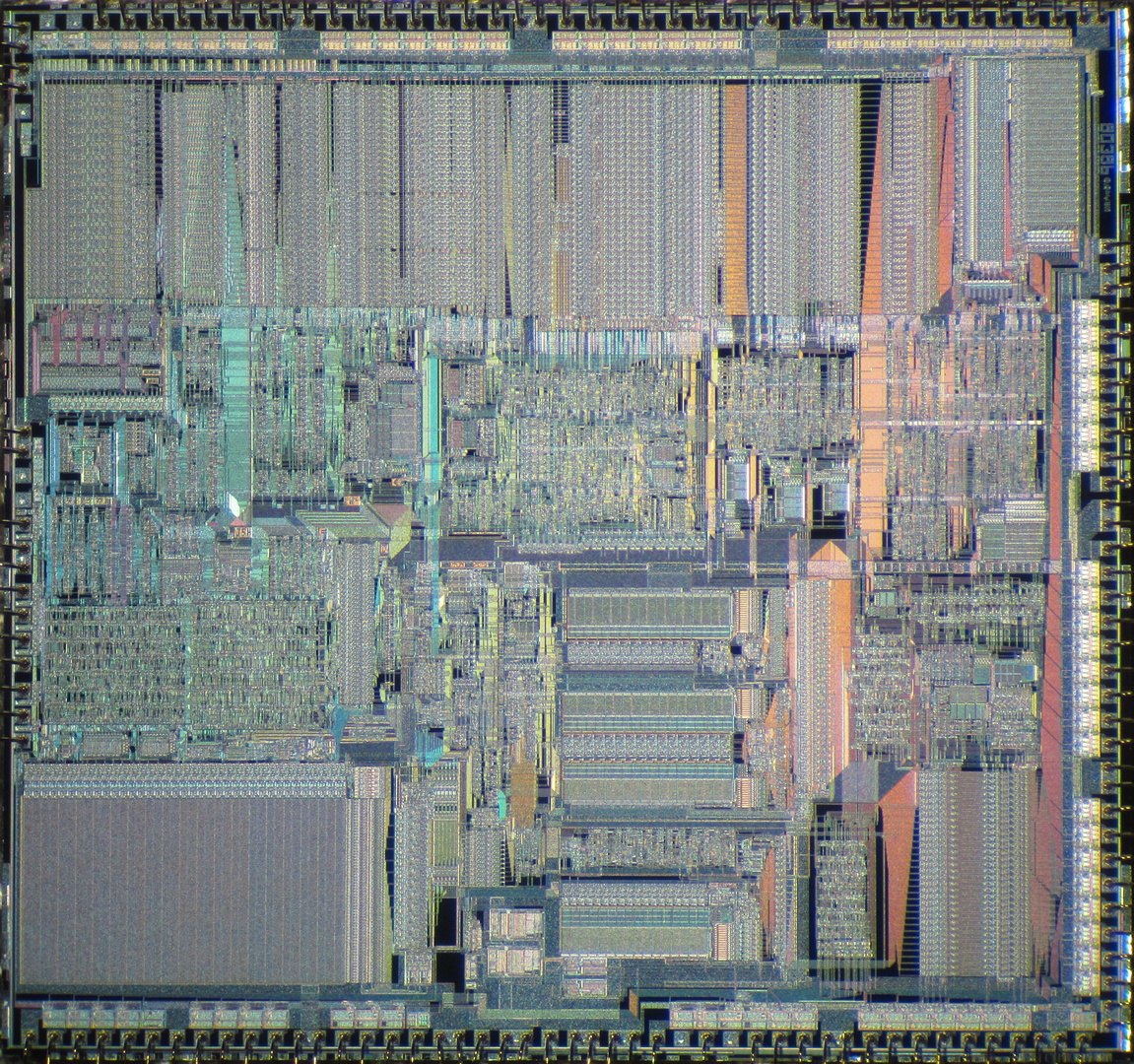 Intel i386DX-25