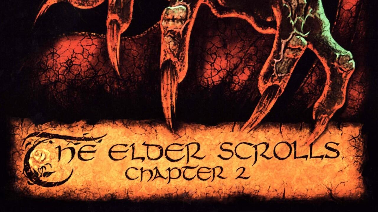 C:\B_retro\Ausgabe_52\: The Elder Scrolls 2: Daggerfall war Skyrim in Hardcore