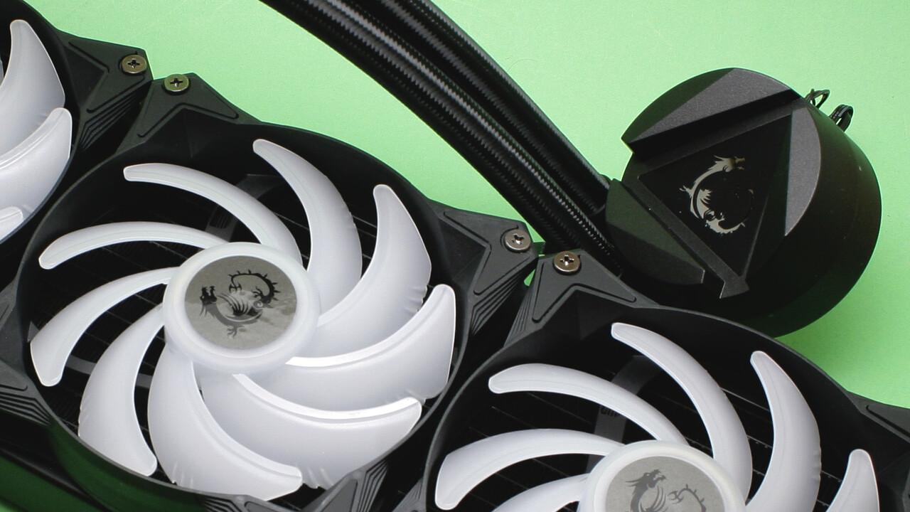MAG CoreLiquid 360R im Test: MSIs AiO-Premiere mit Pumpe im Radiator