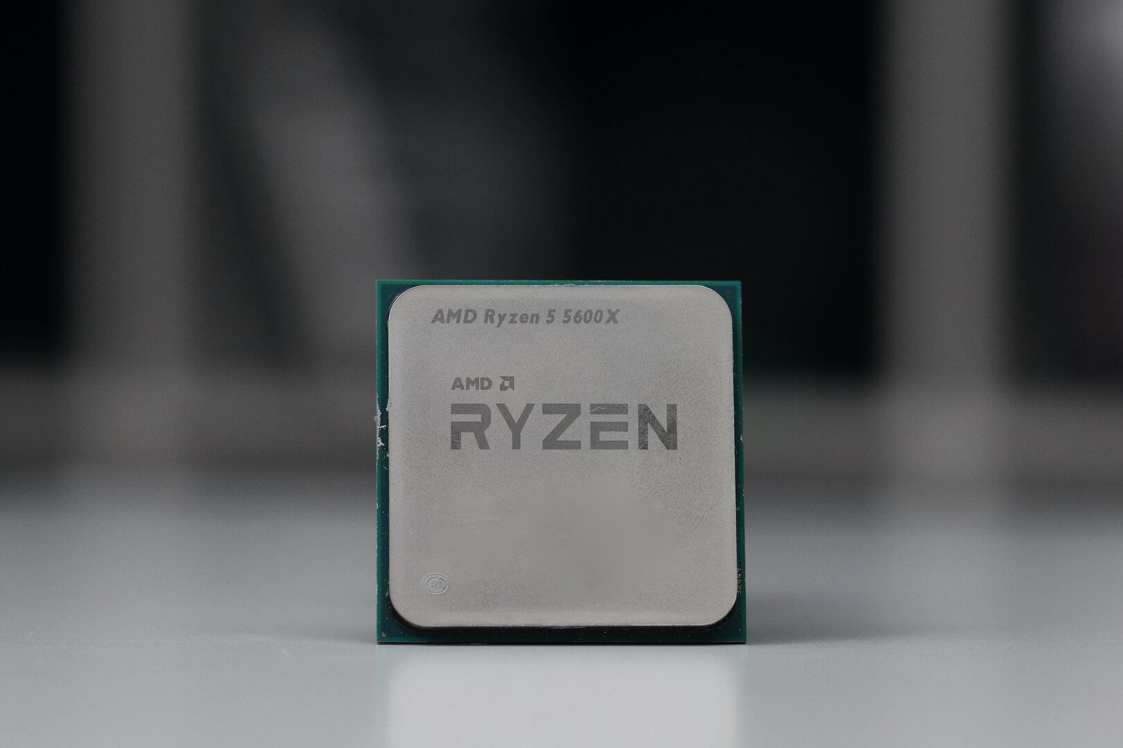 Der AMD Ryzen 5 5600X im Test