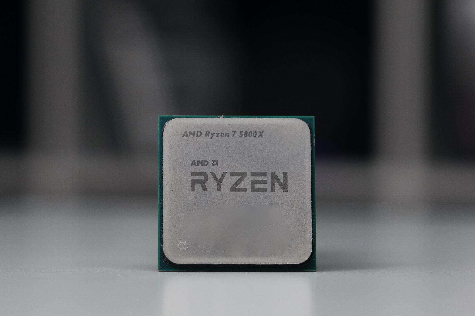 Der AMD Ryzen 5 5800X im Test