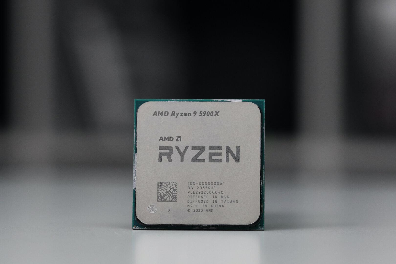 Der AMD Ryzen 5 5900X im Test