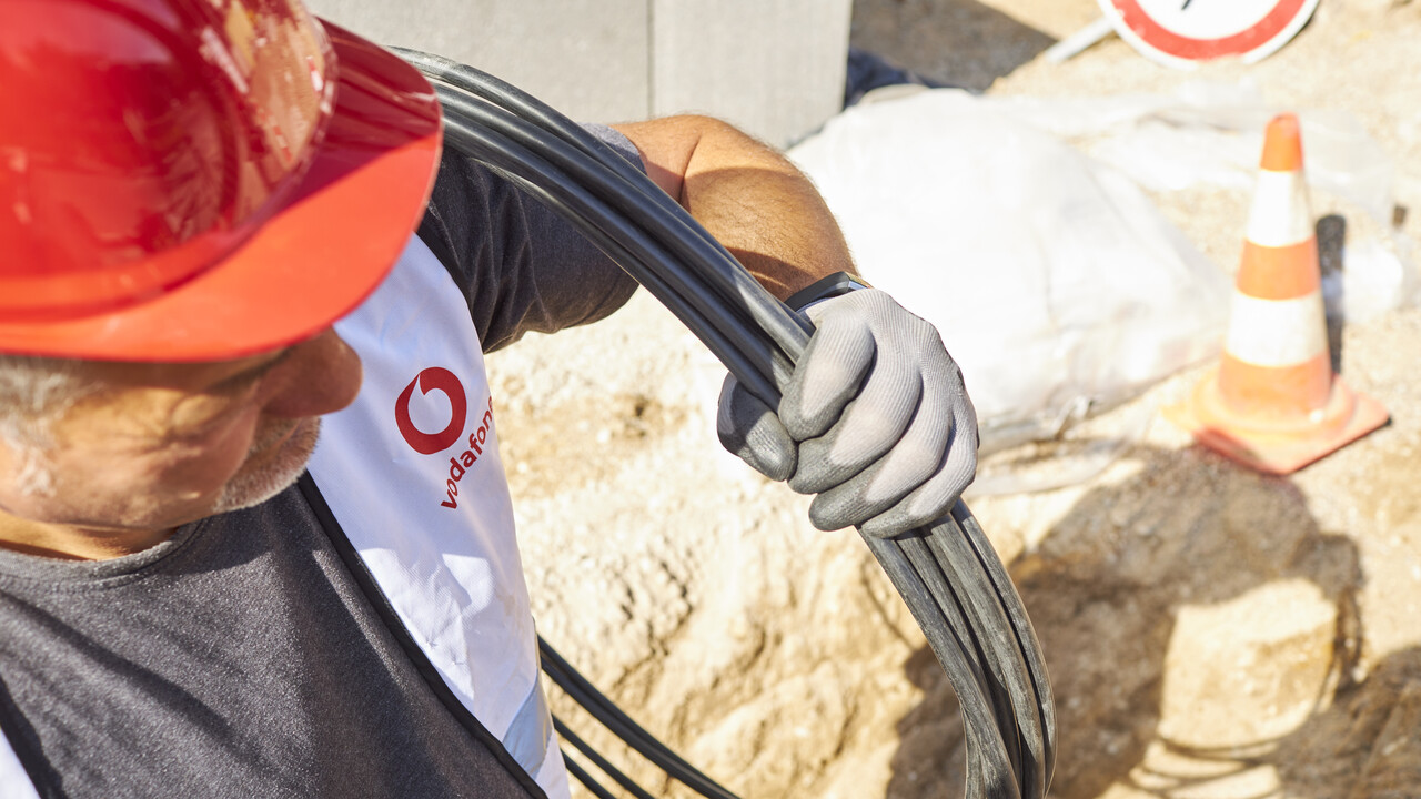 Vodafone: Nur noch drei Bundesländer fehlen zum Gigabit-Vollausbau