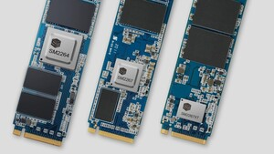 SSD-Controller mit PCIe 4.0: Silicon Motion liefert Alternativen zu Phison E16