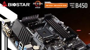 Ryzen 5000 auf X470 und B450: Auch Biostar macht ältere Mainboards fit für Zen-3-CPUs