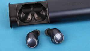 Creative Outlier Air V2 im Test: Mehr Akkulaufzeit, Touch und Super X-Fi für 70 Euro