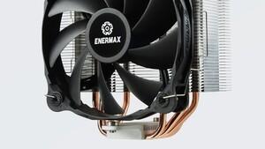 Enermax ETS-F40: Budget-Kühler mit und ohne RGB in Schwarz oder Weiß