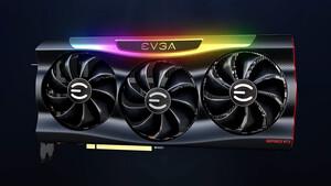 GeForce RTX 3090: EVGA entfesselt die FTW3 Ultra mit 500-Watt-BIOS