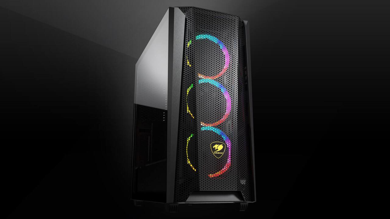 Cougar DarkBlader X5 & MX660: Die Fronten balancieren Design und Luftfluss