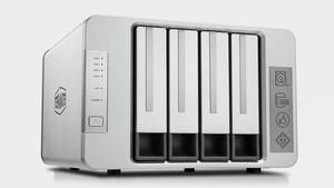 Günstiges 4-Bay-NAS: TerraMaster F4-210 kostet mit 1 GB RAM weniger