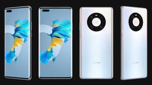 Huawei: Mate 40 Pro kommt mit Kirin 9000 aus 5-nm-Fertigung