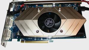 Im Test vor 15 Jahren: Dual-GeForce-7800-GT mit externem Netzteil
