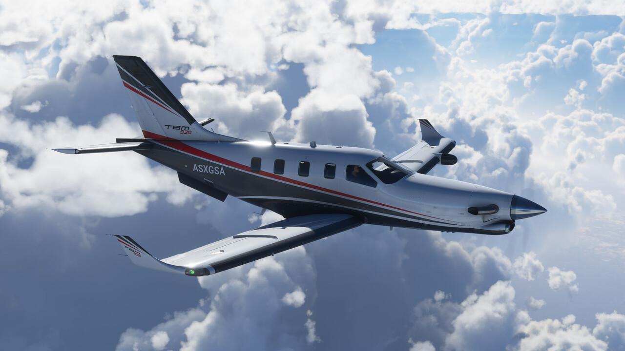 NeoFly 1.4 Beta: Mod macht Microsoft Flight Simulator zum Rollenspiel