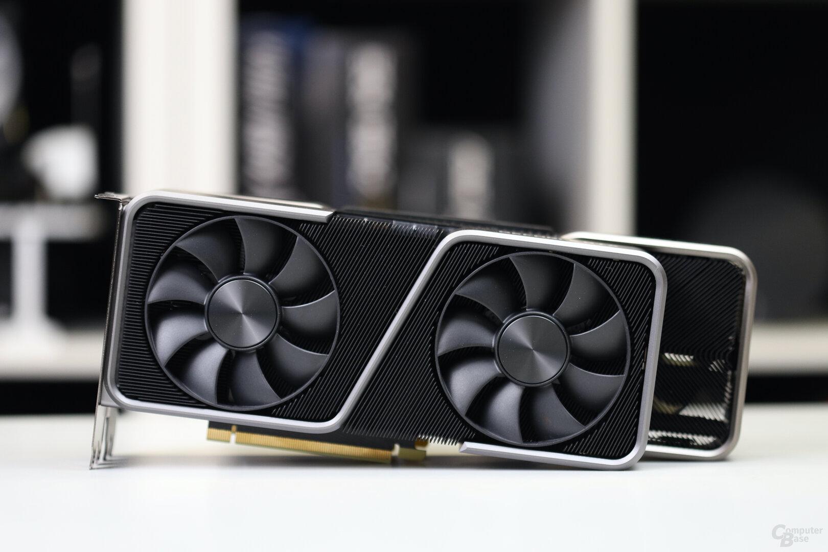 Nvidia GeForce RTX 3070 FE im Test