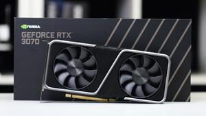 Nvidia GeForce RTX 3070 FE im Test: 2080-Ti-Leistung mit 8GB für 499 Euro UVP