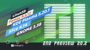 Manjaro Linux 20.2: Zweite Vorschau mit KDE Plasma 5.20.1 und Kernel 5.9