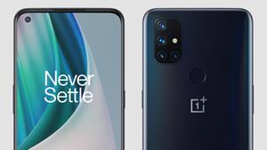 Nord N10 5G und N100: OnePlus bringt Smartphones für 350 und 200Euro