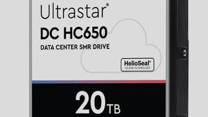 Western Digital: Erste 20-TB-HDDs werden bei Dropbox eingesetzt
