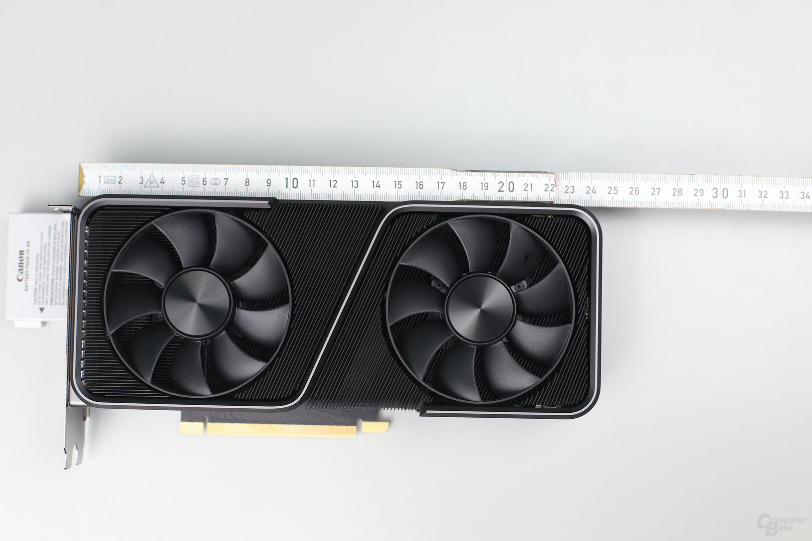 Die Nvidia GeForce RTX 3070 Founders Edition