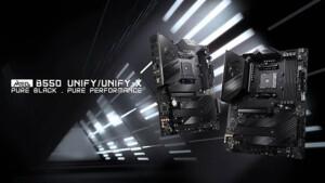 MEG B550 Unify und Unify-X: ATX-Mainboards mit Fokus auf OC kosten ab 280 USD