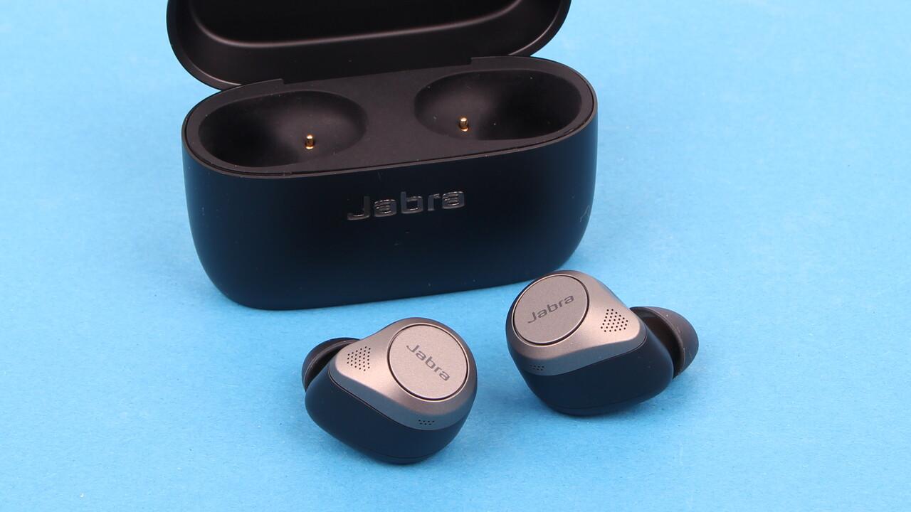 Jabra Elite 85t im Test: Sehr gutes ANC schlägt Apple, Sony und Sennheiser