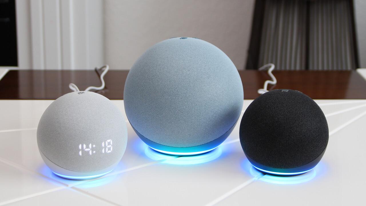 Amazon Echo & Echo Dot im Test: Rundum gelungen, aber noch ohne AZ1-Neural-Edge-CPU
