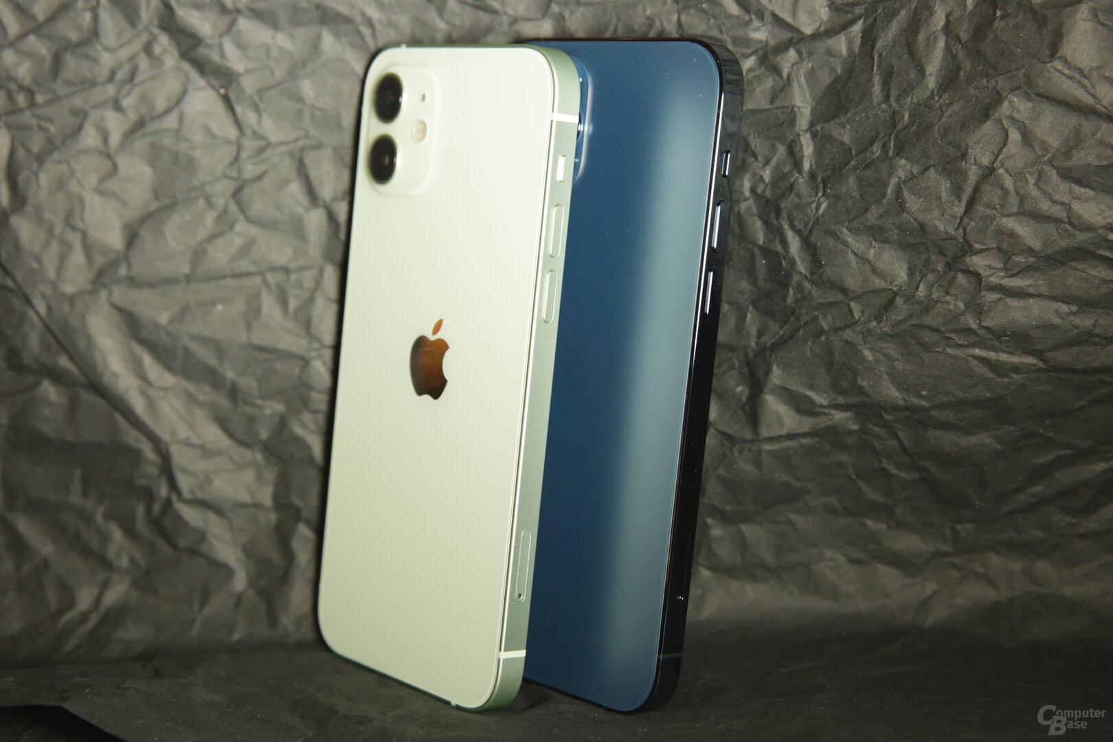 Das SIM-Fach bringt Apple diesmal links im Rahmen unter