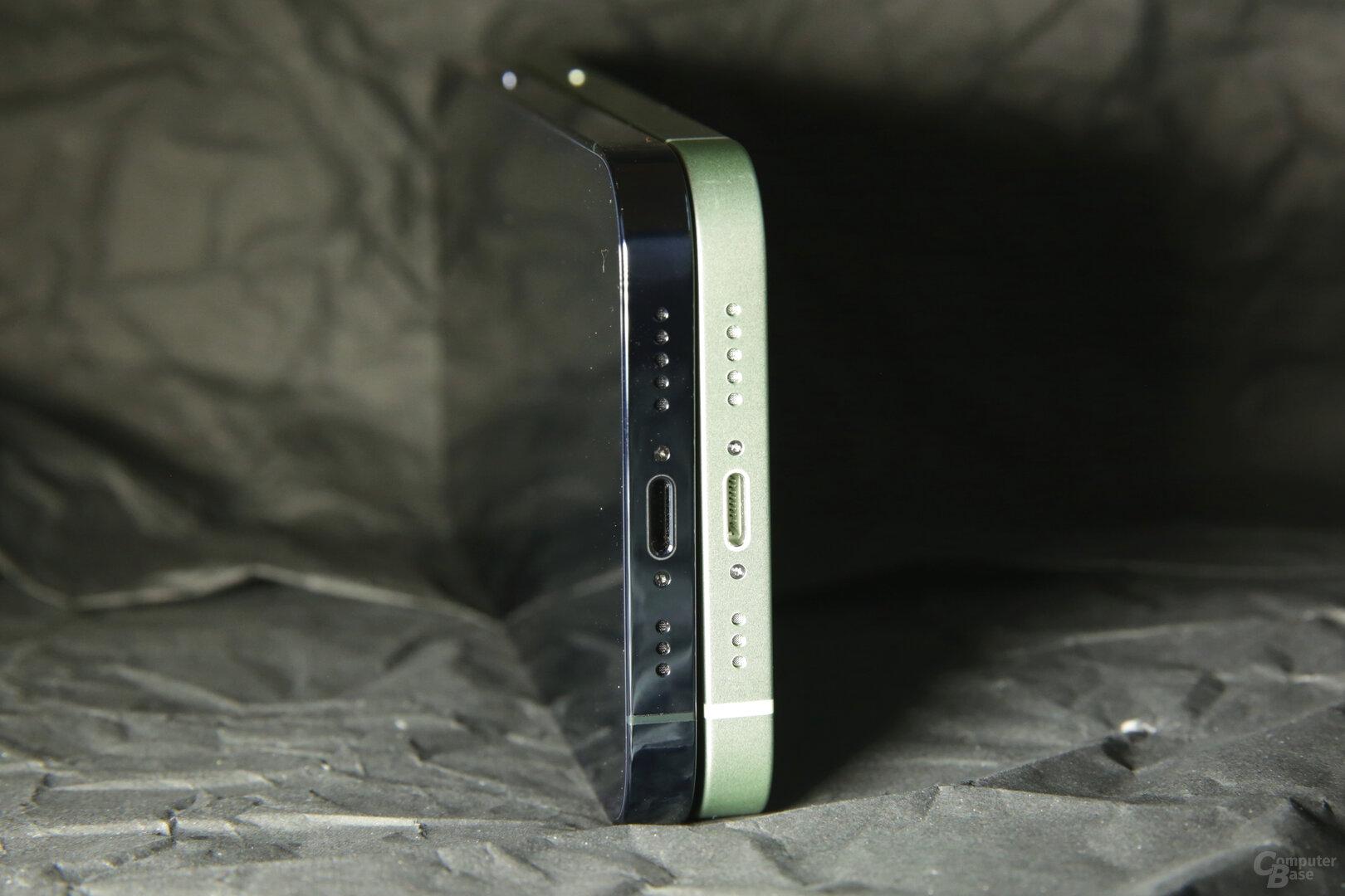 Das iPhone 12 (Pro) behält den Lightning-Anschluss bei