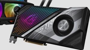 Radeon RX 6800 (XT): Asus setzt bei Custom-Karten auch auf Wasser
