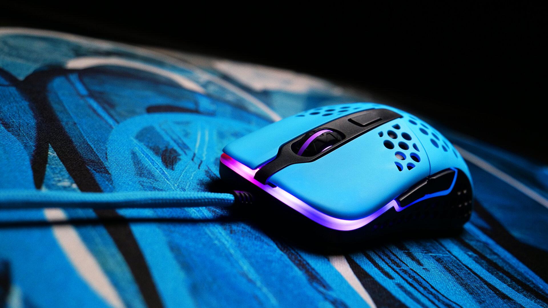 Xtrfy M42 Miami Blue