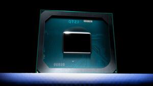 Diskrete Intel-Grafik DG1: Iris Xe Max mit 96 EUs und 4 GByte LPDDR4X bei 25 Watt