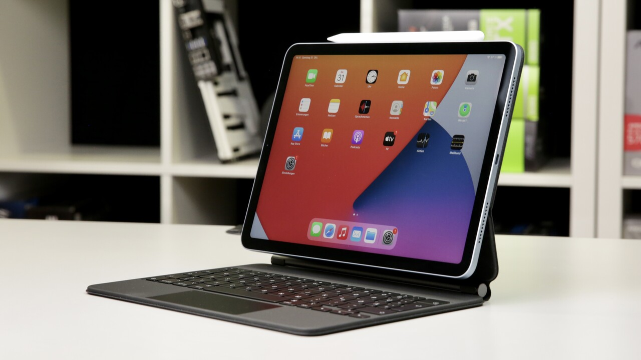 Apple iPad Air (2020) im Test