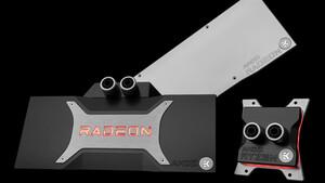 EKWB: Wasserkühler im AMD-Design für Radeon RX 6000 und Ryzen