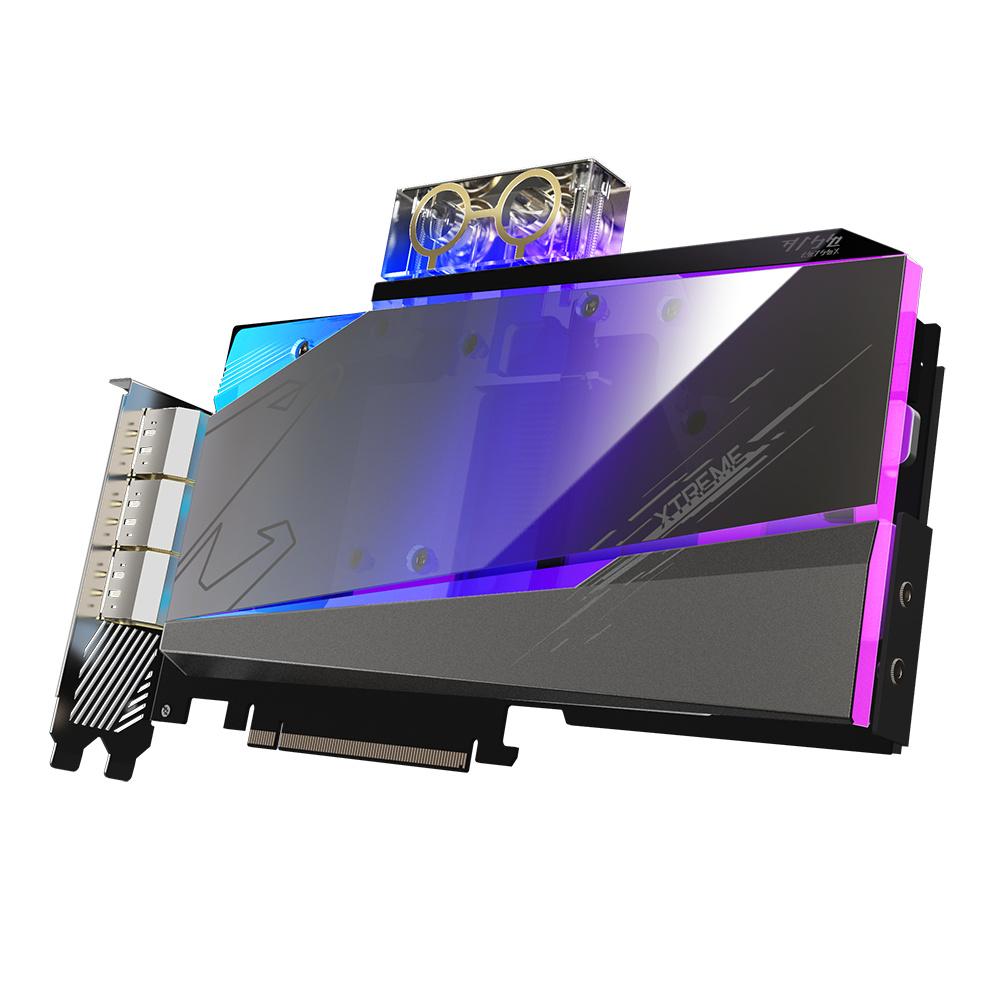 Gigabyte GeForce RTX 3080 Aorus Xtreme Waterforce WB 10G