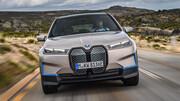 BMW iX: Das finale Design und die Technik dahinter
