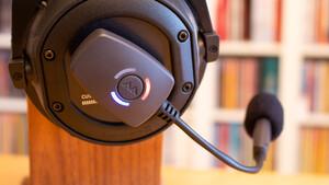 ModMic Uni, USB & Wireless im Test: Ansteckmikrofone machen aus dem Kopfhörer ein Headset