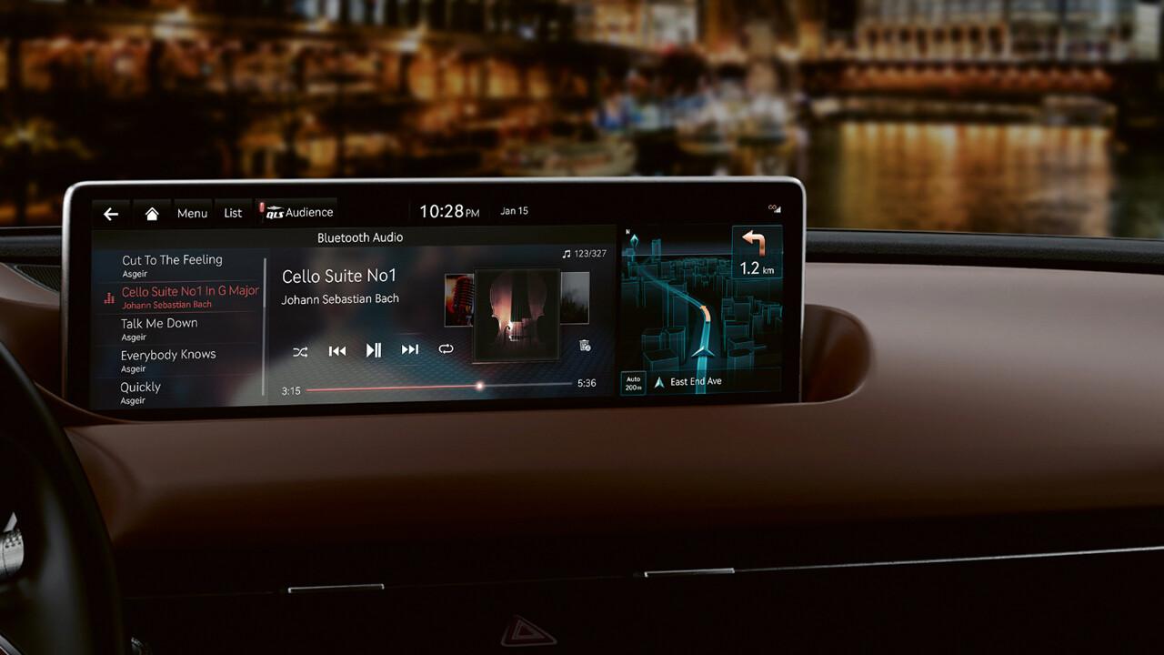 Infotainmentsystem: Hyundai setzt ab 2022 vollständig auf Nvidia Drive