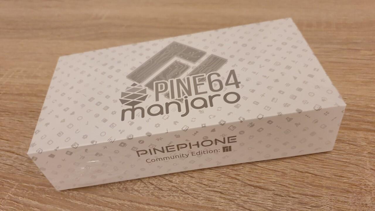 Aus der Community: Das PinePhone mit Manjaro Linux im Hands-On