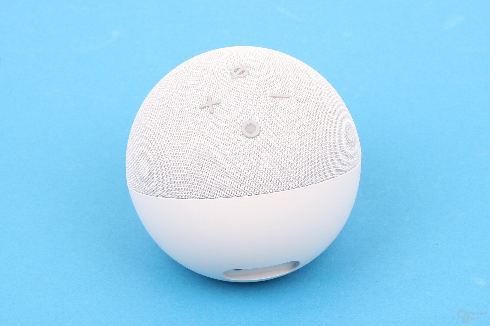 Amazon Echo Dot mit Uhr (4. Gen.)